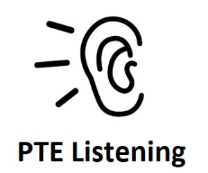 آموزش Listening آزمون PTE